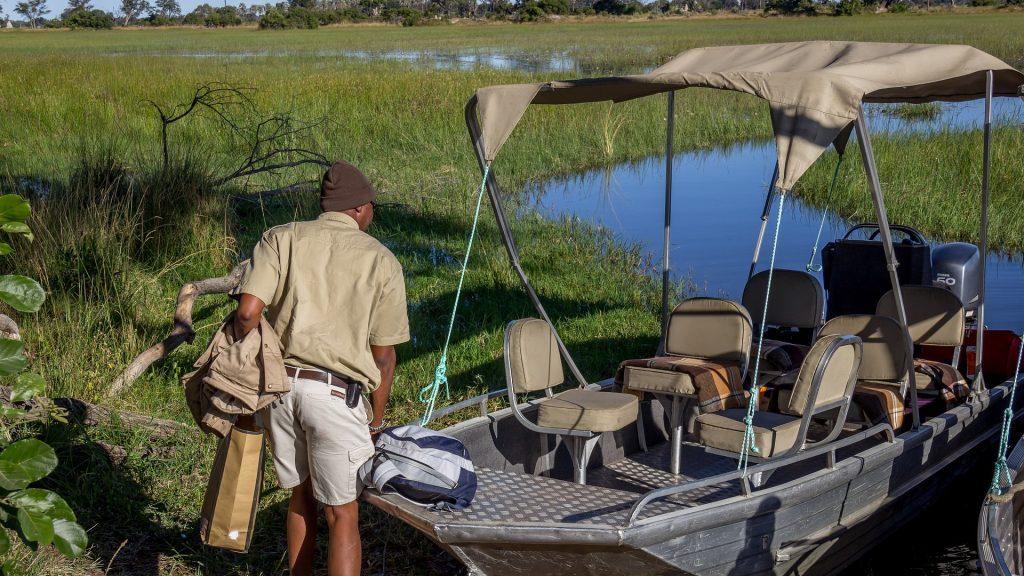 Houseboat Safari