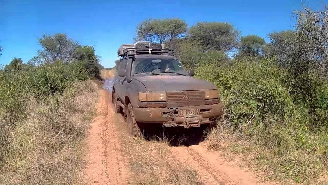 Khaudum National Park