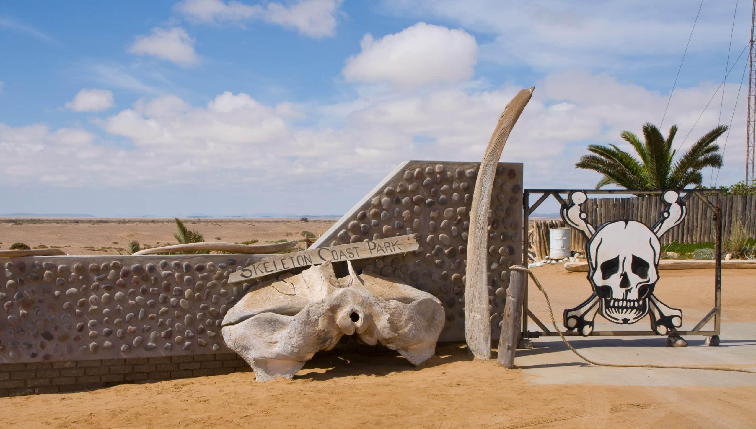Skeleton Coast National Park