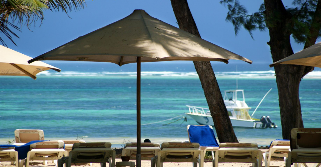 Diani Beach Accommodation in Kenya