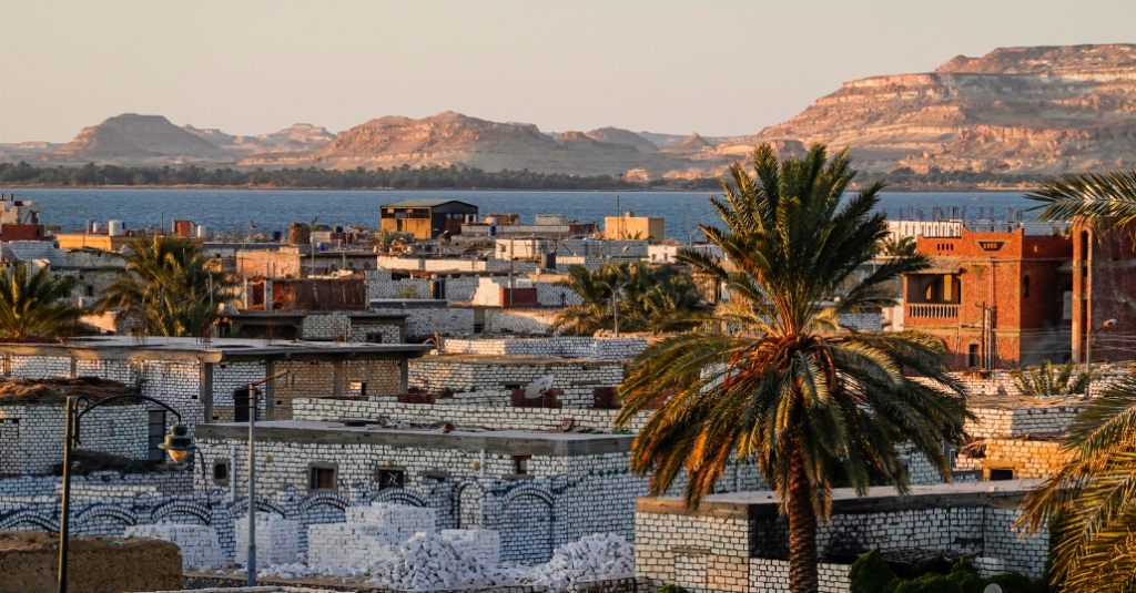 ancient destinations in north africa