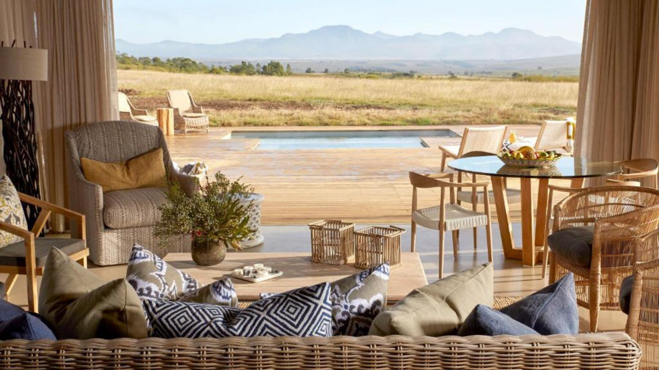 Safari Lodges in South Africa: